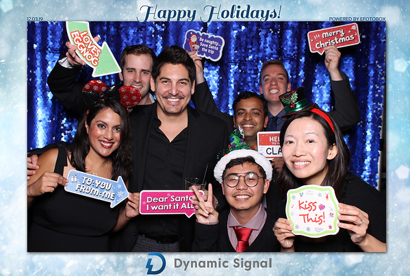 Dynamic Signal Holiday Party 2019