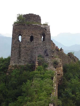 Qiangzilu great wall【Fall】