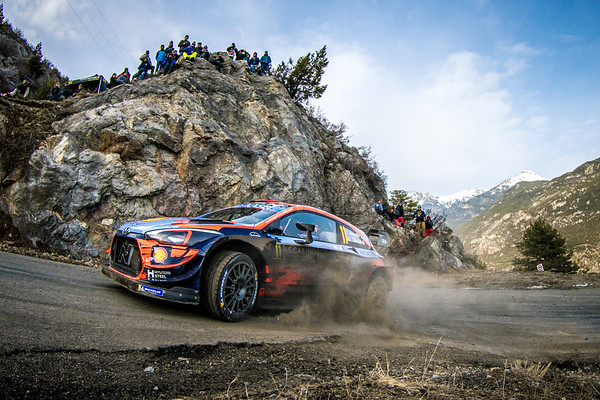 WRC Montecarlo 2020