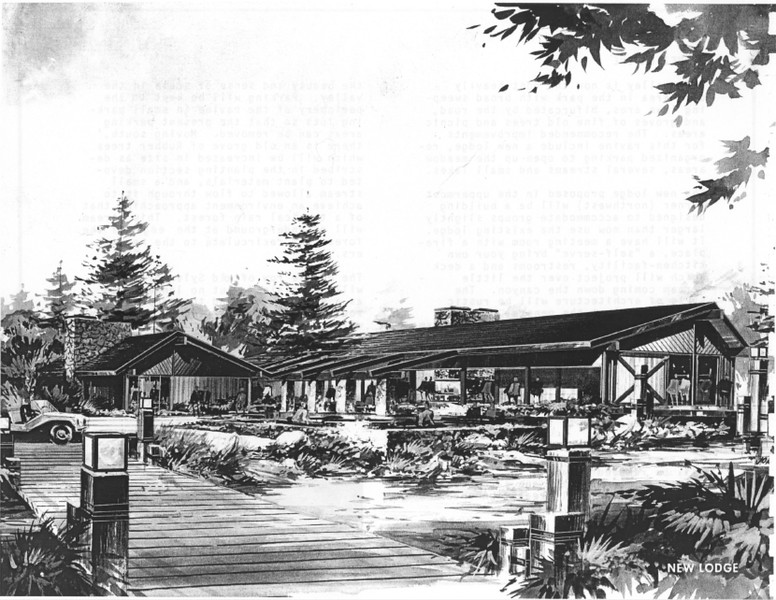 1971, New Lodge
