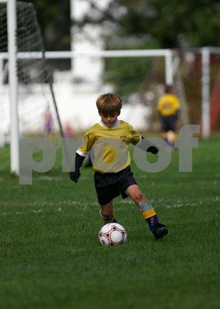 10/16/2005 (Boys 11:30am - 12:30pm) Pirates vs Hurricanes