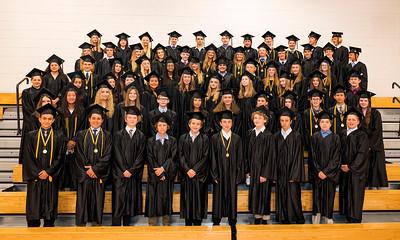 St. Martha Catholic Church, 2021 Graduation Ceremony