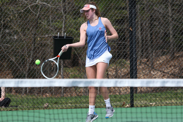 Girls' Varsity Tennis vs. Proctor Academy | May 4