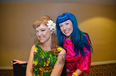 Symposium: Bond Girl Make-Up Tutorial w/Nikki Napalm