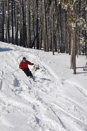 Snowshoe Ski Trip Feb 2010