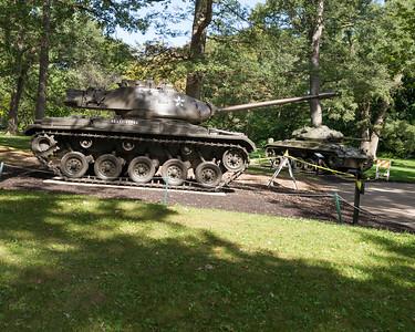 Cantigny Tank Park