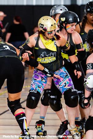 06/29/2019 Steel City Roller Derby Steel Hurtin vs Garden State Roller Girls Ironbound Maidens