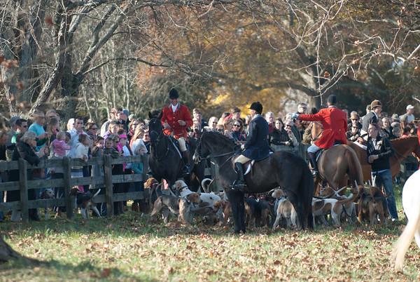 DRHC Thanksgiving Hunt 2012