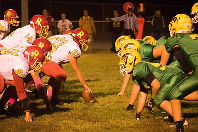 SWHS Football Senior Night
