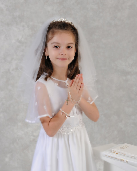 Sarah-1st Holy Communion