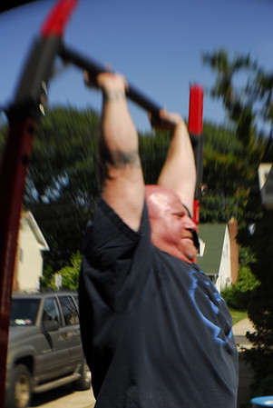 2007-06-30 George and Thomas's Workout
