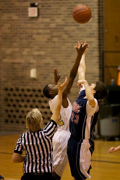 2011-01-20 Dragrons v. St. Raphael