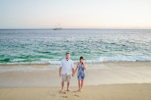 Kelly & Mike | Cabo