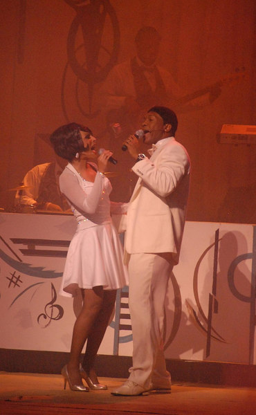 """However, Gaye's greatest duets were with Tammi Terrell, with whom he scored a series of massive hits penned by the team of Nickolas Ashford and Valerie Simpson, including 1967's """"Ain't No Mountain High Enough"""" and """"Your Precious Love,"""" followed by 1968's """"Ain't Nothing Like the Real Thing"""" and """"You're All I Need to Get By."""""""