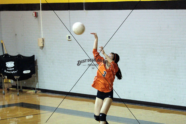 Freshman Vball vs Gatesville