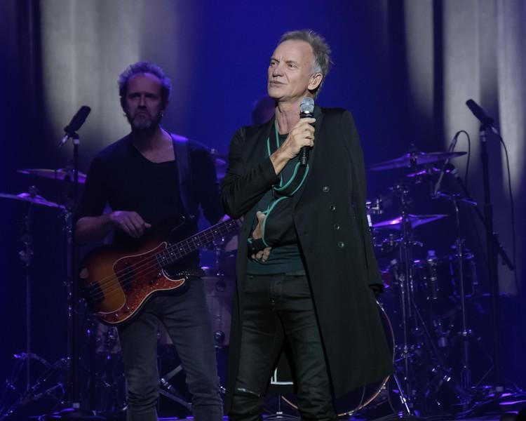 Sting  at The Met