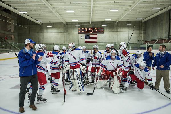 2020-1-25 WHS Boys Hockey vs Spaulding