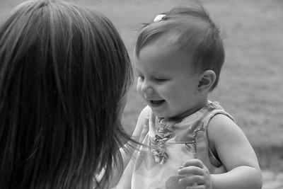 Adina 7 months