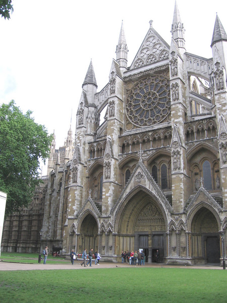South Transept Westminster Abbey