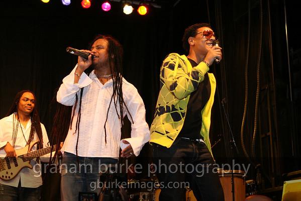Brightworks Promotions - Neighborhood Theater 2007 Reggae Festival