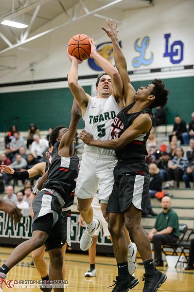 THS Boys Varsity Basketball vs David Douglas