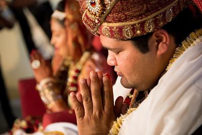 Prakrut's Wedding Day