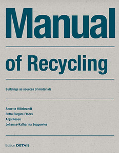 Manual Recycling Cover
