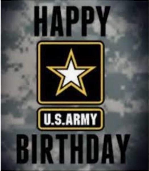 U. S. Army Birthday