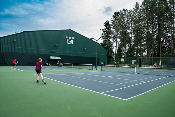 Tennis Outdoor Jrs. Sept 2019
