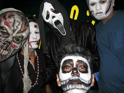 DHHC Halloween Dance