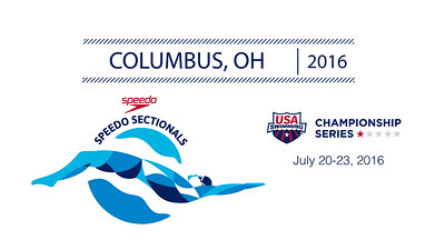 16tl031 2016 Speedo Sectionals - Columbus, OH