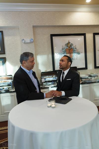 Rahul Bose & Madhav Chavan