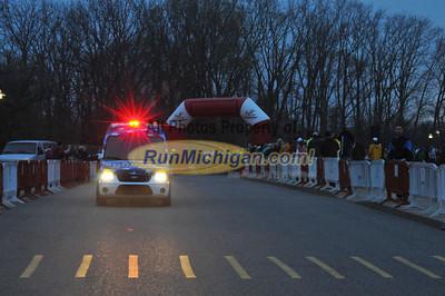 Half Marathon Start - 2012 Rock CF Half Marathon and 5K