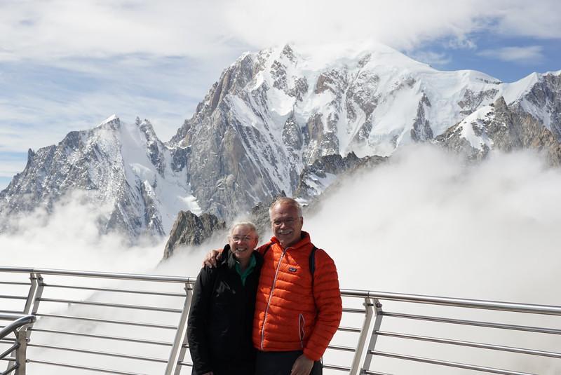 Skyway Monte Bianco, Courmayeur, Valle d'Aosta, Italia