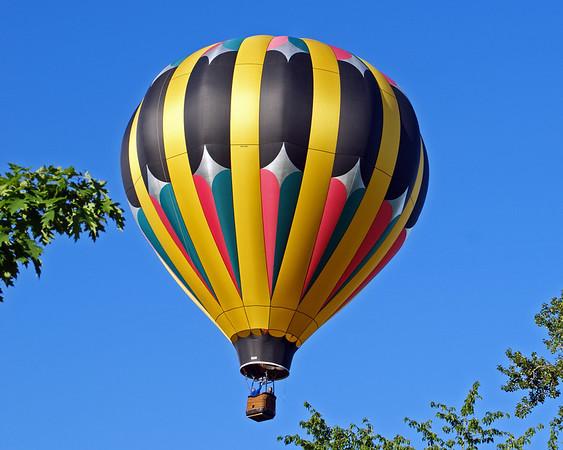 Tigard Hot Air Balloon Fexstival