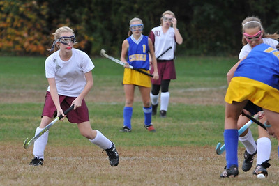 Chelmsford JV Field Hockey October 14, 2010