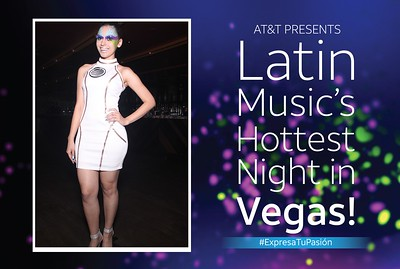 AT&T Latin Grammy's Pre-Party