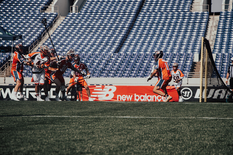 7/19/2020; Annapolis, MD, USA; Barrage vs Outlaws - at Navy Marine Corps Memorial Stadium. Mandatory Photography Credit: Jamal Cooley