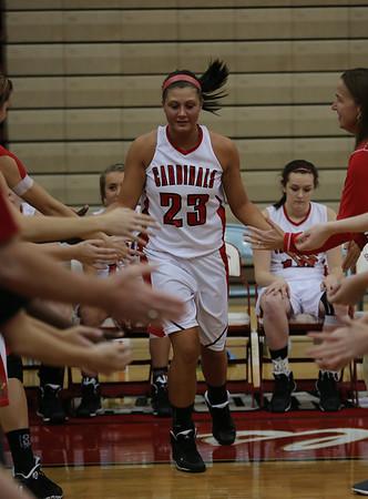 Southport Girls Basketball vs Avon 2013
