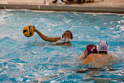 Varsity Waterpolo vs Trinity