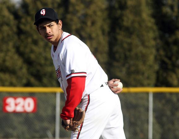Goshen vs. Elkhart Central Baseball