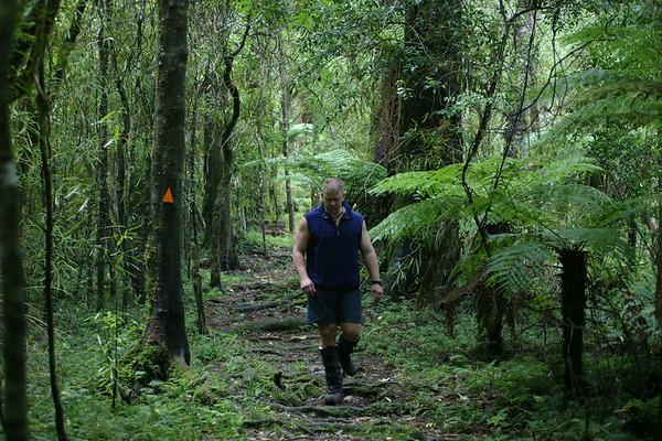 Tauherenikau River Tramp Mar 2005