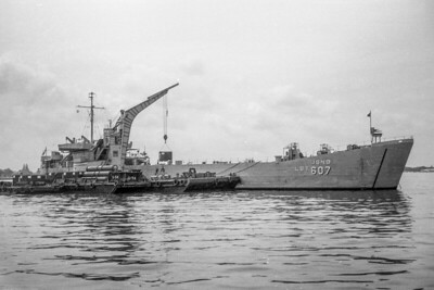 Going to Sangley Point July, 1963