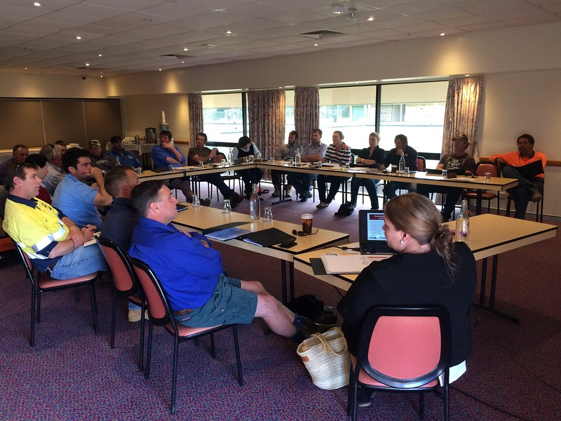 Moree WHS training 170915 Bec Fing