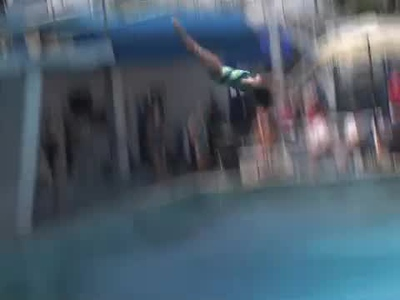 High Dive Champions Video's
