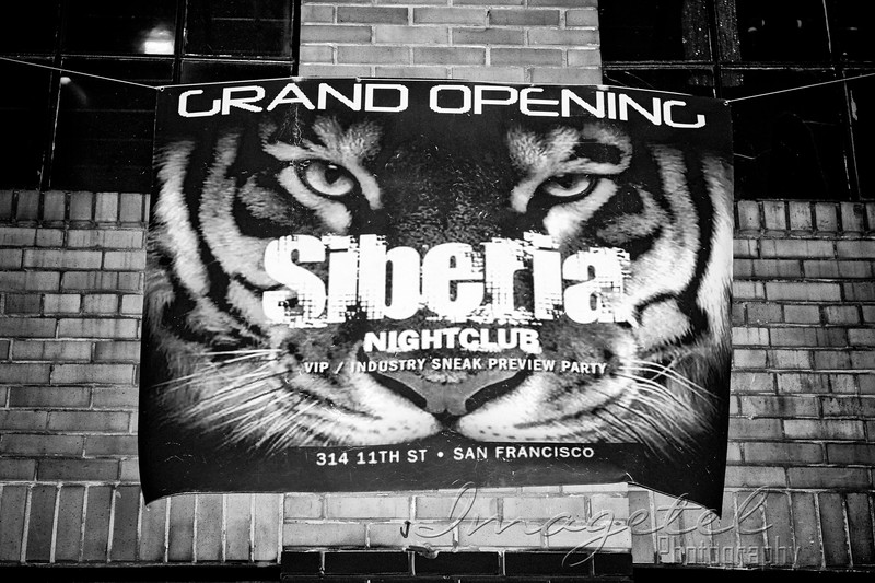 Siberia - SF's Newest Night Club