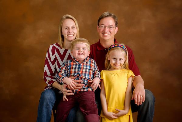 Jones Family 2013