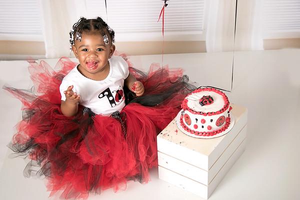 Reigyn | 1st Birthday
