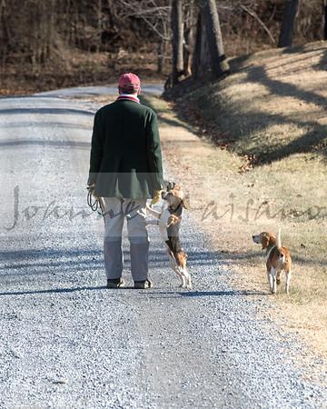 N-T Beagles at Weldon House 1-14-18