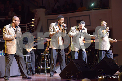 Temptations & Four Tops in Concert